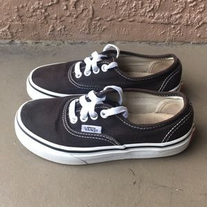 Kids Vans Classic Shoes Size 12.5C